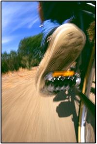 Mountain Bike - Imagem por Lee Brimelow http://www.flickr.com/photos/brimelow - Alguns direitos reservados