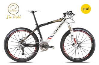 Orbea Alma - A nova bike dos sortudos