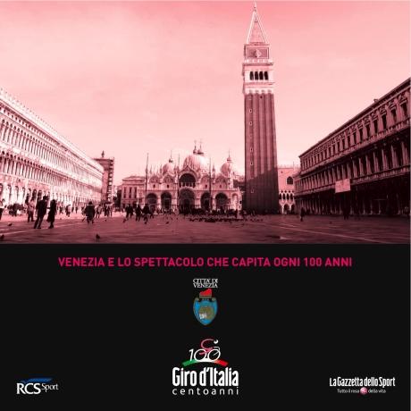 100º Giro d´Italia - Clique para ampliar