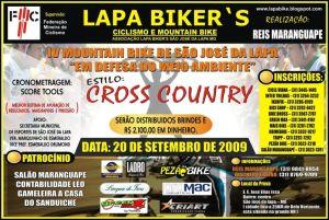 Cross Country em São José da Lapa (Clique para ampliar)